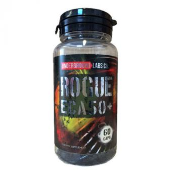 Rogue ECA 50+ Extreme Fat Burner 60 caps