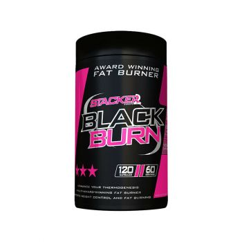 Stacker2 Black Burn Fat Burner