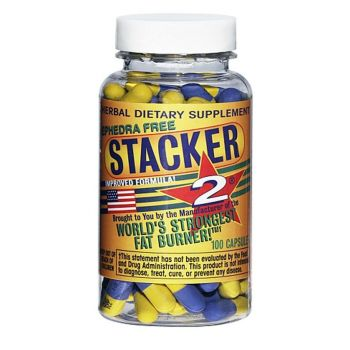 Stacker2 Fat Burner