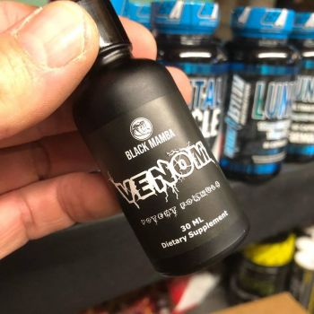 Black Mamba Venom & SA Nutrition Anti Dote PCT