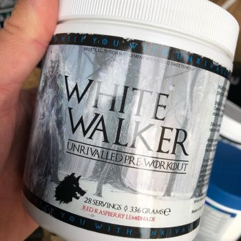 White Walker Pre Workout